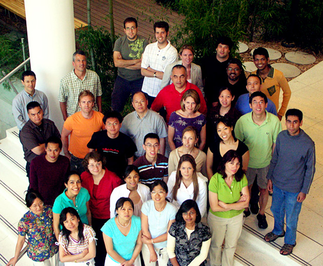 Lab People group photo