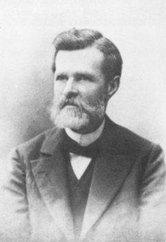 Іван Нечуй-Левицький, фото 1897 року