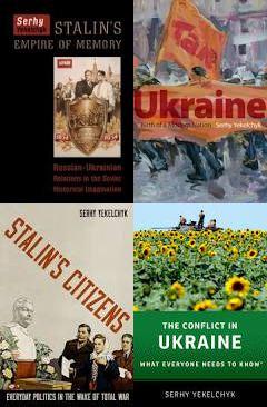 Yekelchyk books